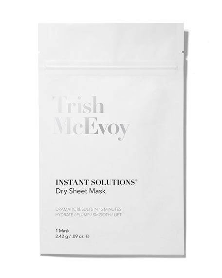 Instant Solutions Hydrate & Glow Dry Sheet Mask