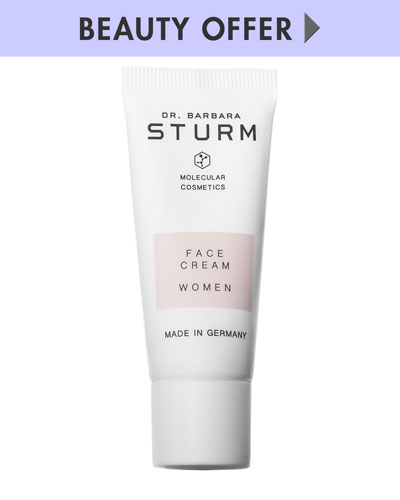 Yours with any $200 Dr. Barbara Sturm Purchase—Online only*
