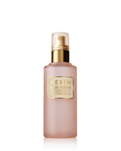 Rose Water Refreshing & Setting Mist, 3.4 oz./ 100 mL