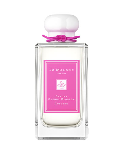 Sakura Cherry Blossom Limited Edition Cologne, 3.4 oz./ 100 mL