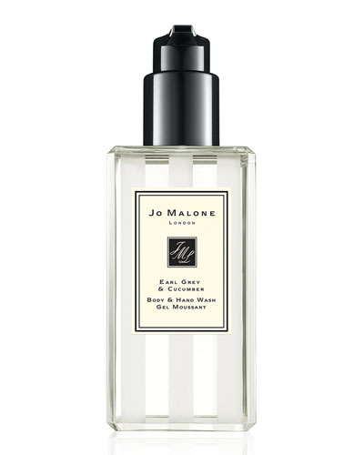 Earl Grey & Cucumber Body & Hand Wash  8.5 oz./ 250 mL