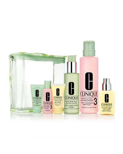 Great Skin Everywhere Set For Oilier Skin