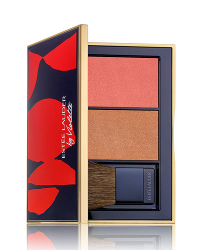 Limited Edition Pure Color Envy Sculpting Blush Duo by Violette