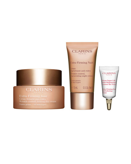 Clarins Limited Edition Extra-Firming 24/7 Discovery Kit