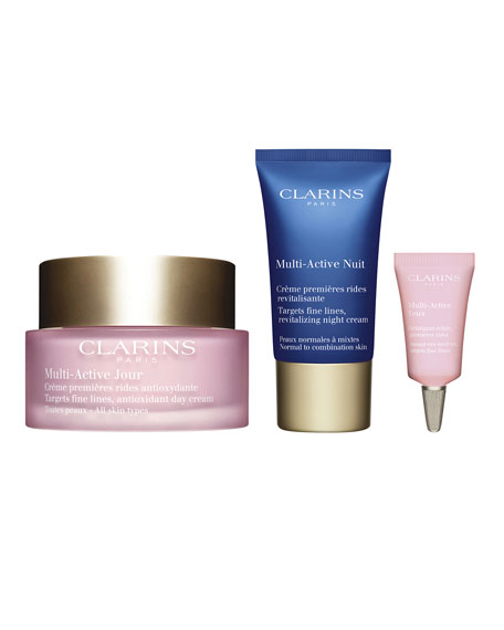 Clarins Limited Edition Multi-Active 24/7 Discovery Kit