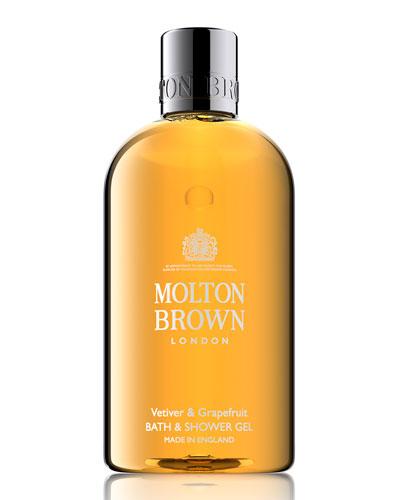 Vetiver & Grapefruit Bath & Shower Gel, 10 oz./ 300 mL
