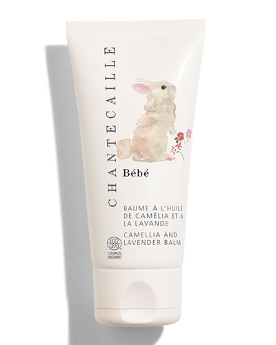 B&#233b&#233 Camellia and Lavender Balm