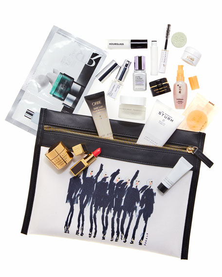 Yours with any $275 Beauty Purchase