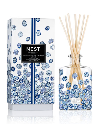 Linen Reed Diffuser Limited Edition, 5.9 oz./ 175 mL