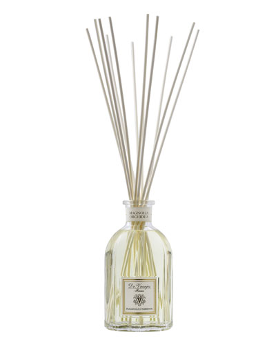 Magnolia Orchidea Glass Bottle Home Fragrance  17 oz./ 500 mL