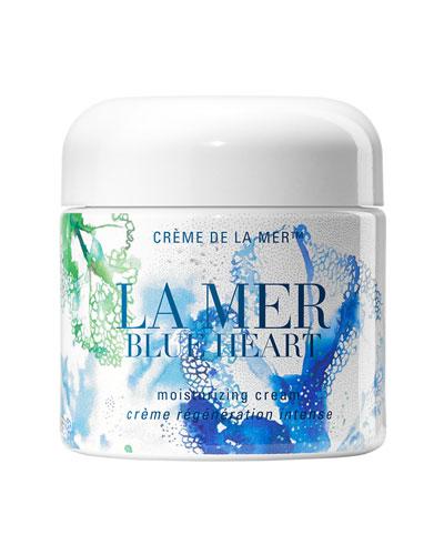 Blue Heart Crème de la Mer, 3.4 oz./ 100 mL