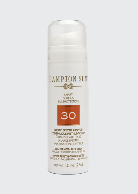 SPF 30 Continuous Mist Sunscreen, 1 oz./ 30 mL (Travel Size)