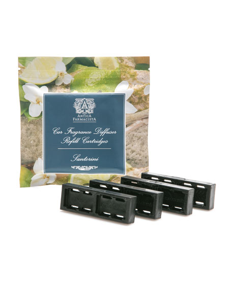 Antica Farmacista Santorini Car Fragrance Refill Set