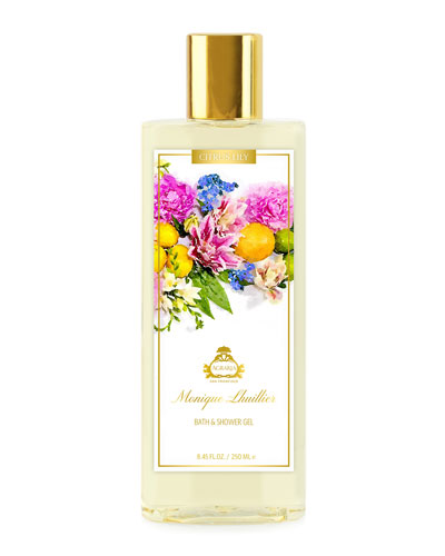Monique Lhuillier Citrus Lily Bath & Shower Gel  8.45 oz./ 250 mL