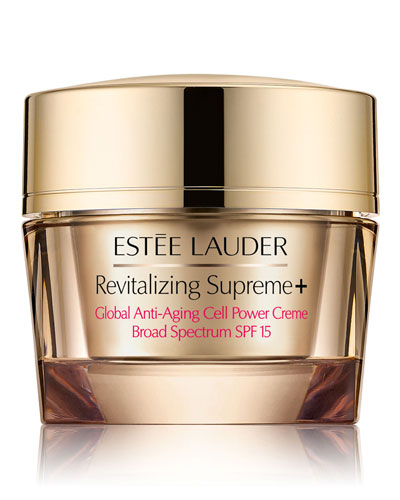 Revitalizing Supreme + Global Anti-Aging Cell Power Creme SPF 15, 1.7 oz./ 50 mL