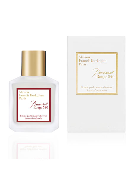 Baccarat Rouge 540 Scented Hair Mist, 2.4 oz./ 70 mL