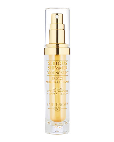Serious Shimmer Cooling Bronze Spray  1 oz./ 30 mL