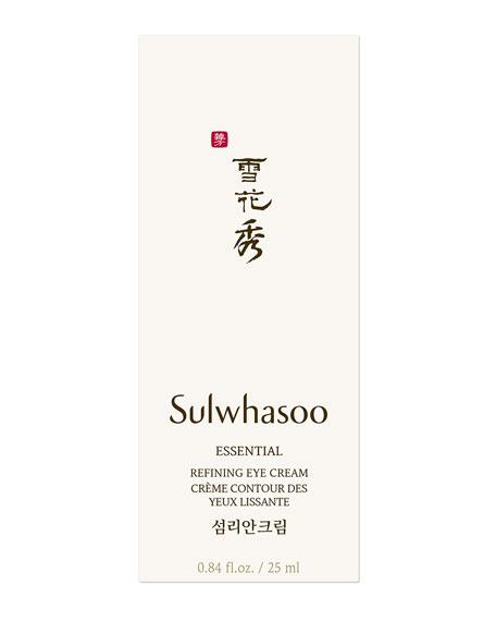 Essential Refining Eye Cream, 0.8 oz./ 25 mL