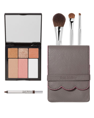 Confidence To Go II Eye/Face Makeup Palette