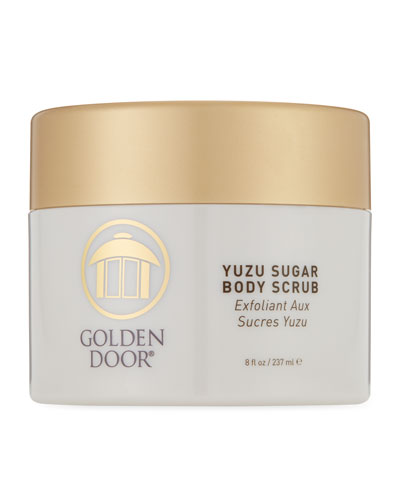 Yuzu Sugar Body Scrub, 8.0 oz./ 237 mL
