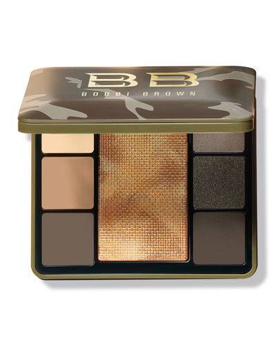 Camo Luxe Collection Eye and Cheek Palette