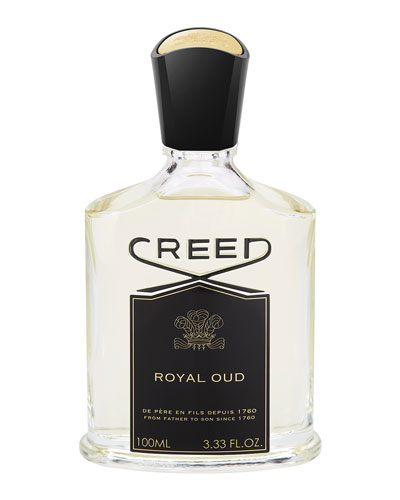 Royal Oud Perfume, 3.4 oz/ 100 mL