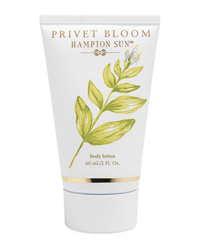 Privet Bloom Body Lotion, 2 oz./ 59 mL