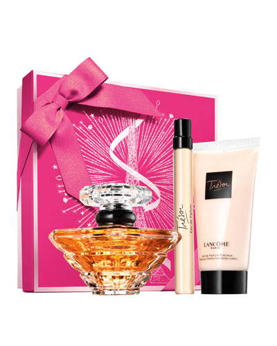 Tr&#233sor Moments Set Holiday Collection ($116 Value)