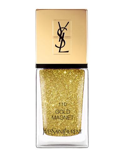 Gold Attraction Collector Nail Couture Polish