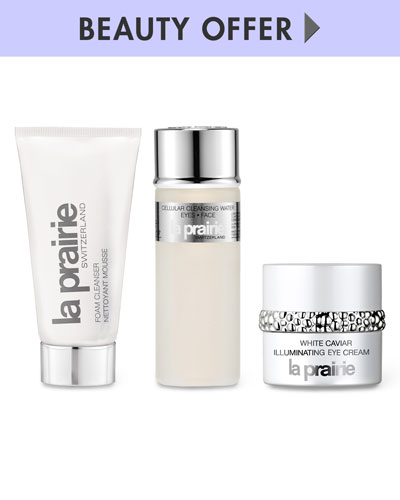 Yours with any $500 La Prairie Purchase