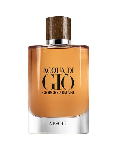 Acqua Di Giò Absolu Eau De Parfum  4.2 oz. / 125 ml