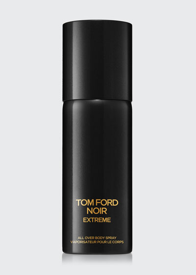Noir Extreme All Over Body Spray, 5 oz./ 148 mL