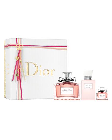 Miss Dior Eau de Parfum Three-Pieces Gift Set