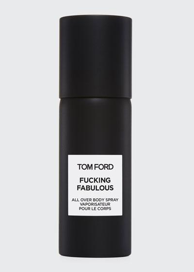 Fabulous Allover Body Spray, 5.1 oz./ 150 mL