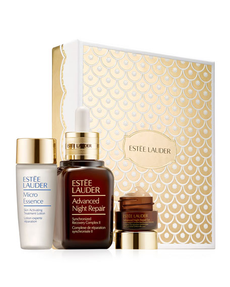 Estee Lauder Repair + Renew Set for Radiant,