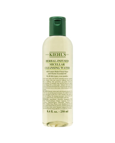 Herbal-Infused Micellar Cleansing Water, 8.4 oz./ 250 mL