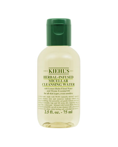 Herbal-Infused Micellar Cleansing Water, 2.5 oz./ 75 mL