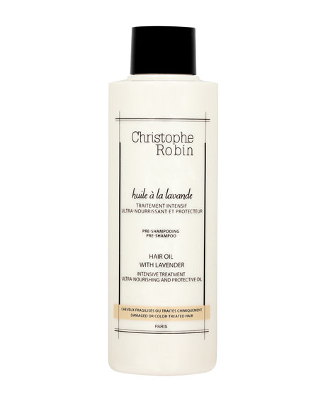 Moisturizing Hair Oil with Lavender, 5.1 oz./ 150ml