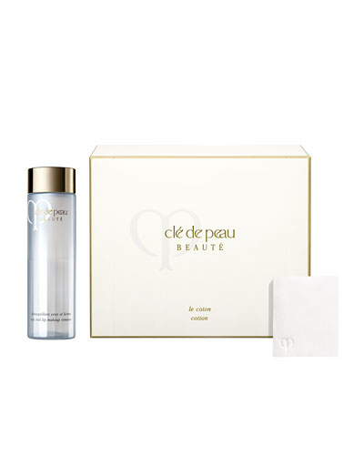 Yours with any $350 Cle de Peau Purchase