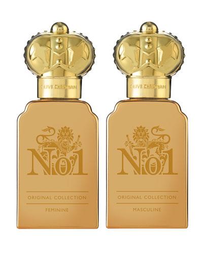 Original Collection No. 1 Perfume Gift Set, 2 X 10 mL
