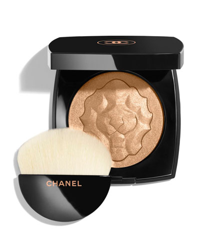 <b>LE LION DE CHANEL</b><br>ILLUMINATING POWDER