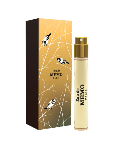 Eau de Memo Travel Spray Refill, 0.3 oz./ 10 mL