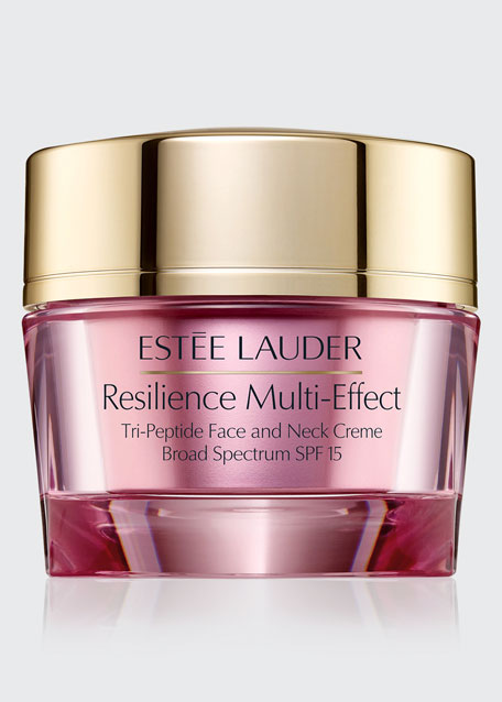 Resilience Multi-Effect Tripeptide Face and Neck Creme SPF 15, 2.5 oz./ 75 mL