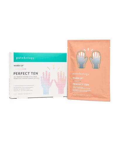 Perfect Ten Self-Warming Hand Mask