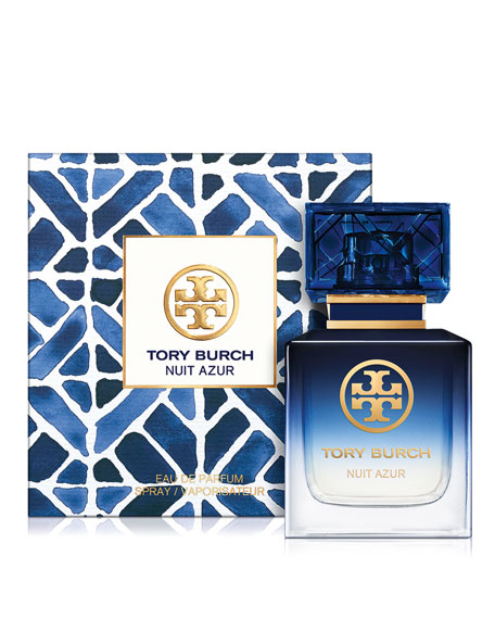 Tory Burch Nuit Azur Eau de Parfum Spray, 1.7 oz./ 50 mL