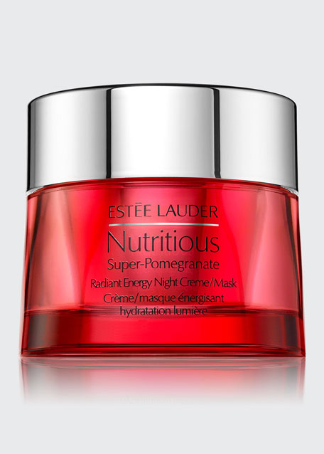 Nutritious Super-Pomegranate Radiant Energy Night Cr&#232me/Mask, 1.7 oz./ 50 mL