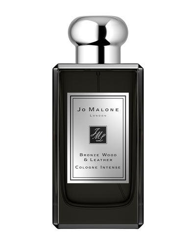 Bronze Wood & Leather Cologne Intense  3.4 oz./ 100 mL