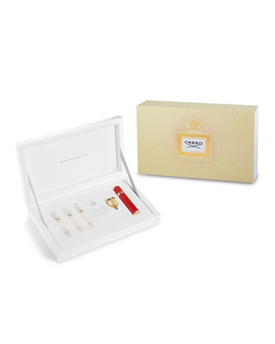 Chinese New Year Travel Atomizer Coffret pour Elle