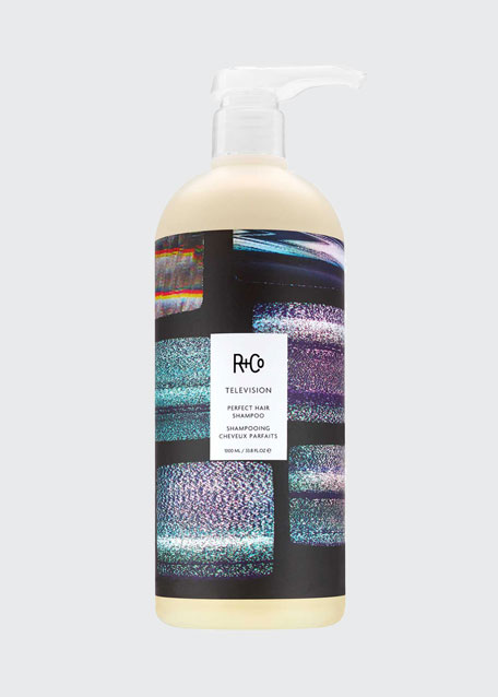 TELEVISION Perfect Shampoo, 34 oz./ 1 L