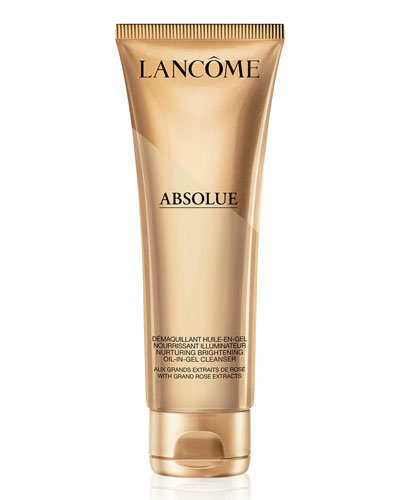 Absolue Oil-in-Gel Cleanser  4.22 oz./ 125 mL
